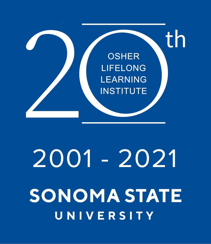 OLLI 20th Anniversary Logo